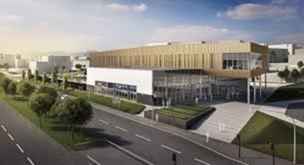 HS2 Training Facility - Doncaster